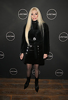 WEST HOLLYWOOD, CA - JANUARY 9: Victoria Gotti, at the Lifetime Winter Movies Mixer at Studio 4 at The Andaz Hotel in West Hollywood, California on January 9, 2019. Credit:Faye Sadou/MediaPunch