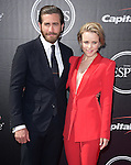Jake Gyllenhaal and Rachel McAdams attends The 2015 ESPY Awards held at The Microsoft Theatre  in Los Angeles, California on July 15,2015                                                                               © 2015 Hollywood Press Agency