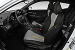 Front seat view of 2019 Hyundai Veloster R-Spec 2 Door Coupe Front Seat  car photos