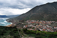 Italia, Sardegna, Sulcis.<br /> Buggerru.<br /> Italy, Sardinia, Sulcis.<br /> Buggerru.