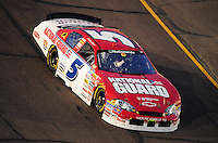 Apr 11, 2008; Avondale, AZ, USA; NASCAR Nationwide Series driver Landon Cassill during the Bashas Supermarkets 200 at the Phoenix International Raceway. Mandatory Credit: Mark J. Rebilas-