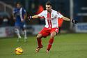 Filipe Morais of Stevenage<br />  - Peterborough United v Stevenage - Sky Bet League One - London Road, Peterborough - 23rd November 2013. <br /> © Kevin Coleman 2013