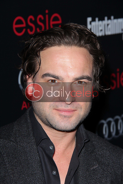 Johnny Galecki<br />