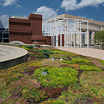 Paula Hayes Rooftop Garden at the Wexner Center for the Arts at OSU