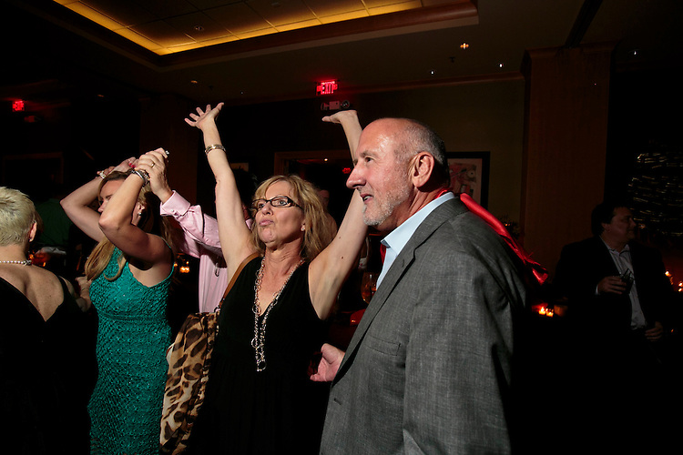 Gary Perdue's 60th Birthday party at Ruth's Chris Steak House in Fort Worth, TX. Images by Jason Kindig.