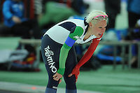 SPEED SKATING: STAVANGER: Sørmarka Arena, 31-01-2016, ISU World Cup, 3000m Ladies Division B, Frecesca Lollobrigida (ITA), ©photo Martin de Jong