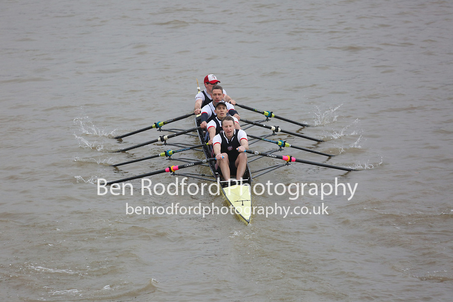 Crew: 6   Thames   B 4x<br /> <br /> Veteran Fours Head 2017<br /> <br /> To purchase this photo, or to see pricing information for Prints and Downloads, click the blue 'Add to Cart' button at the top-right of the page.