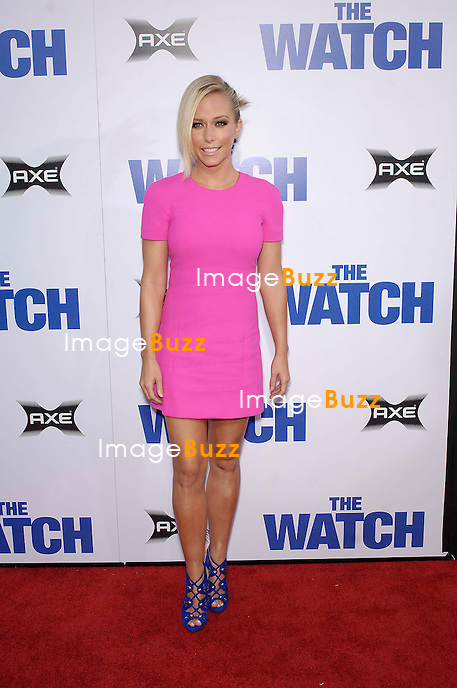 Kendra Wilkinson during the premiere of the new movie from Twentieth Century Fox THE WATCH, held at Grauman's Chinese Theatre, on July 23, 2012, in Los Angeles..