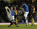 19/03/2008    Copyright Pic: James Stewart.File Name : sct_jspa09_rangers v partick.KRIS BOYD SCORES THE EQUALISER.James Stewart Photo Agency 19 Carronlea Drive, Falkirk. FK2 8DN      Vat Reg No. 607 6932 25.Studio      : +44 (0)1324 611191 .Mobile      : +44 (0)7721 416997.E-mail  :  jim@jspa.co.uk.If you require further information then contact Jim Stewart on any of the numbers above........