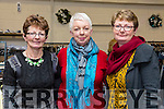 Enjoying the Adapt Fashion Show on Friday were Noreen Banbury, Mary O'Sullivan and Breda Keane