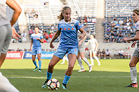 Bridgeview, IL - Sunday September 03, 2017: Alyssa Mautz during a regular season National Women's Soccer League (NWSL) match between the Chicago Red Stars and the North Carolina Courage at Toyota Park. The Red Stars won 2-1.