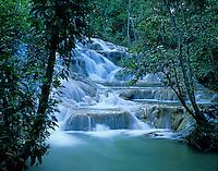 Dunn's River Falls, Ocho Rios, Jamaica, Caribbean