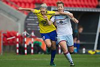 Doncaster Rovers Belles vs Aston Villa Ladies 13-05-17