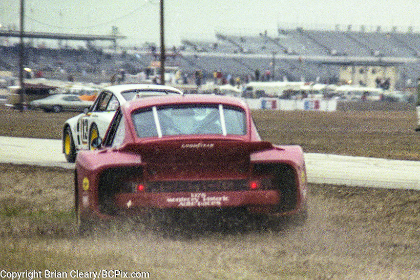 1978 24 Hours of Daytona, Daytona International Speedway, Daytona Beach, FL, February 5, 1978.  (Photo by Brian Cleary/www.bcpix.com)