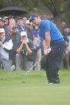 Ryder Cup 206 K Club, Straffan, Ireland..European Ryder Cup team player Paul Casey on the fairway of the 9th tee during the morning fourballs session of the second day of the 2006 Ryder Cup at the K Club in Straffan, Co Kildare, in the Republic of Ireland, 23 September 2006...Photo: Eoin Clarke/ Newsfile.