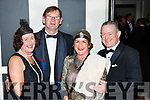 Miriam Moriarty, Vincent Sheahan, Mary and Mike Fuller at the Great Gatsby Gala in the Malton Hotel on Friday night