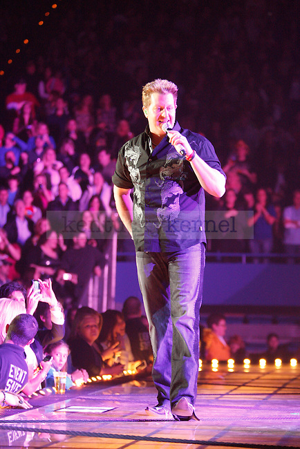 "Rascal Flatts performs at Rupp Arena Thursday night as a part of their ""Nothing LIke This"" tour. Rascal Flatts was introduced by opening acts Chris Young and Luke Bryan. Photo by Scott Hannigan"