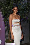 Victoria Secret Angel, Sports Illustrated Swimsuit Model and Actress Chanel Iman at the Sunglass Hut Electric Summer Campaign Kick-Off‏ Held at Industry Kitchen