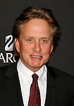 BEVERLY HILLS, CA. - February 17: Actor Michael Douglas arrives at the 11th Annual Costume Designers Guild Awards at the Four Seasons Beverly Wilshire Hotel on February 17, 2009 in Beverly Hills, California.