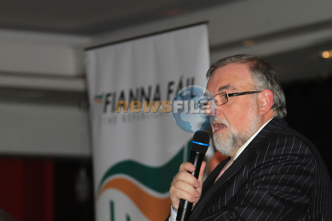 Meath east Fianna Fail Selection Cenvention in the Ashbourne House Hotel...Picture: Fran Caffrey/www.newsfile.ie.