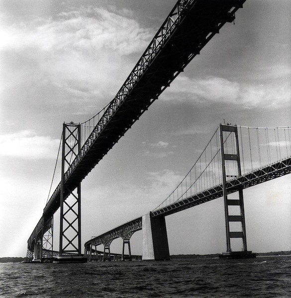 Chesapeake Bay Bridge Maryland Eastern Shore