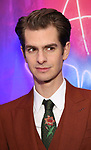 Andrew Garfield attends the Broadway Opening Night After Party for 'Angels in America'  at Espace on March 25, 2018 in New York City.