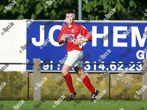 2008-07-20 / Voetbal / Seizoen 2008-2009 / V.C Herentals /  Jef Bruynseels..Foto: Maarten Straetemans (SMB)