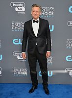 Bill Pullman at the 23rd Annual Critics' Choice Awards at Barker Hangar, Santa Monica, USA 11 Jan. 2018<br /> Picture: Paul Smith/Featureflash/SilverHub 0208 004 5359 sales@silverhubmedia.com