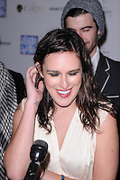 MIAMI, FL - NOVEMBER 08: Rumer Willis arrives at Grand Opening of SLS Hotel South Beach at SLS South Beach on November 8, 2012 in Miami, Florida. © MPI10/MediaPunch Inc /NortePhoto