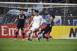 Gamba Osaka (JPN) vs Suwon Samsung Bluewings (KOR) during the AFC Champions League 2016 Match Day 5 Group Stage G, at Suita City Football Stadium on 19 April 2016 in Osaka, Japan