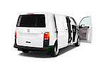 Car images of 2016 Volkswagen Transporter-Furgon - 4 Door Cargo Van Doors