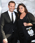 Patrick Wilson and Dagmara Dominczyk at The Warner Bros. L.A. Premiere of The Conjuring held at The Cinerama Dome in Hollywood, California on July 15,2013                                                                   Copyright 2013 Hollywood Press Agency