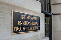 EPA building, United States Environmental Protection Agency, Washington DC, USA