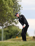 Daniel Hillier of Wellington during the Mens Interprovincial Golf Championships, Invercargill Golf Course, Invercargill, New Zealand,  Friday 4th December 2015. photo: Simon Watts / BWmedia for NZ Golf<br /> All images &copy; NZ Golf and BWMedia.co.nz