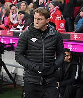 Fussball  1. Bundesliga  Saison 2016/2017  16. Spieltag  FC Bayern Muenchen - RB Leipzig        21.12.2016 Trainer Ralph Hasenhuettl (RB Leipzig)