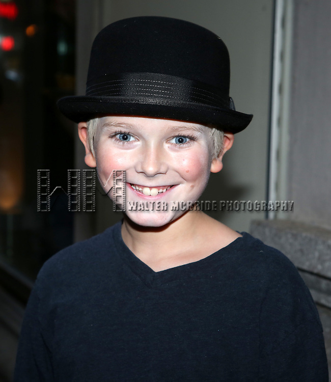 Hayden Singnoretti attends the Broadway Opening Night Performance of 'Richard III' at the Belasco Theatre on November 10, 2013 in New York City.