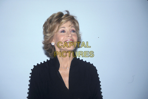 JANE FONDA.April 2005.headshot portrait .www.capitalpictures.com.sales@capitalpictures.com.© Capital Pictures.