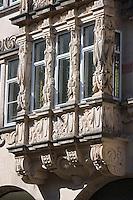 Europe/Allemagne/Bade-Würrtemberg/Heidelberg: Facade du Théatre sur Theaterstrasse