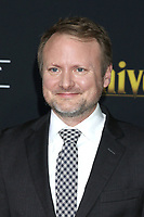 "LOS ANGELES - NOV 14:  Rian Johnson at the ""Knives Out"" Premiere at Village Theater on November 14, 2019 in Westwood, CA"