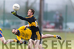 Colm Cooper Dr Crokes in action against Justin Walsh The Nire at Mallow on Sunday