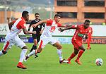 Patriotas igualó 0-0 ante Independiente. Fecha 1 Liga Águila II-2018.
