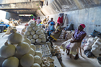 Walking tour in Durban, South Africa.<br />