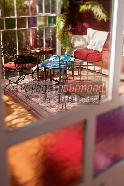 Europe/France/Provence-Alpes-Côte d'Azur/13/Bouches-du-Rhône/Marseille: Chambre d'Hôtes - Villa d'Orient dans la calanque de Saména