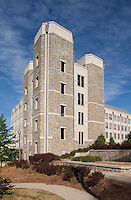 Rubinstein bldg, part of science Center, Duke University, Durham, NC (architect = ARC Resources)