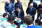 KATY - MARCH 13: Central Arkansas v Texas A&M Corpus Christi at Merrell Center in Katy on March 13, 2019 at Southland Conference Basketball Championship in Katy, Texas (Photo by Rick Yeatts )
