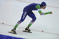 SCHAATSEN: HEERENVEEN: 14-12-2014, IJsstadion Thialf, ISU World Cup Speedskating, Wouter olde Heuvel, ©foto Martin de Jong