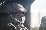 German driver Rene Reinert belonging German team Rene Reinert during the super pole SP2 of the XXX Spain GP Camion of the FIA European Truck Racing Championship 2016 in Madrid. October 02, 2016. (ALTERPHOTOS/Rodrigo Jimenez)