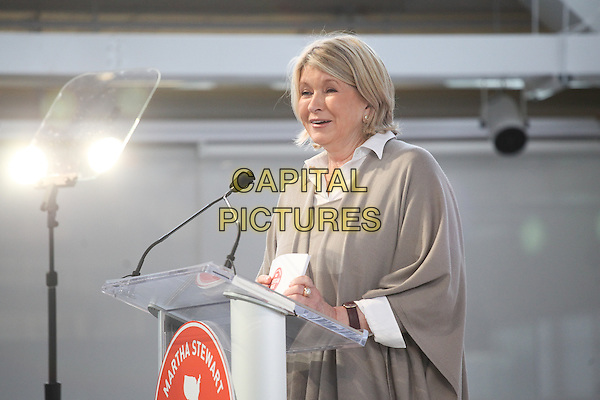 NEW YORK, NY - OCTOBER 22: Martha Stewart attends Martha Stewart&rsquo;s American Made Summit on October 22, 2016 in New York City.  <br /> CAP/MPI/DIE<br /> &copy;DIE/MPI/Capital Pictures