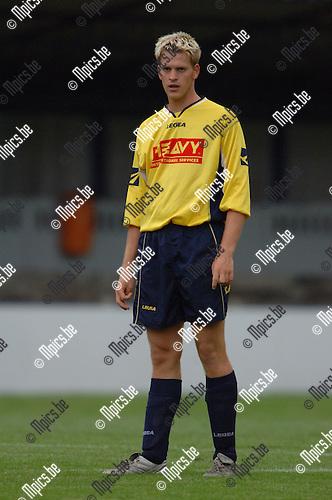 Mike Van Camp , SC Merksem