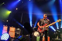 17/07/2014 - PORTUGAL, PORTO, GAIA - MEO MARÈS VIVAS 2014 - XUTOS & PONTAPÉS, Banda Portuguesa durante o Festival Meo Marés Vivas 2014. (Foto: Pedro Lopes/Brazil Photo Press)